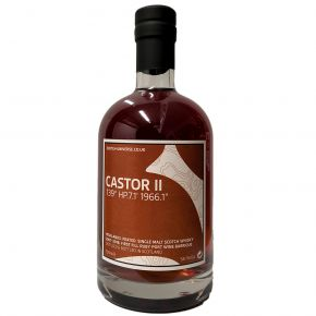 Scotch  Universe Whisky - Castor II 58,7%