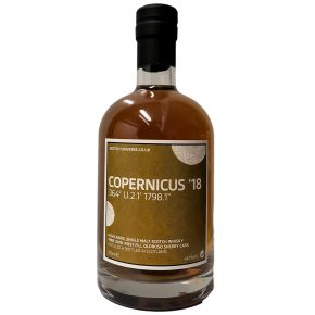 Scotch Universe Whisky - Copernicus ´18 48,7%
