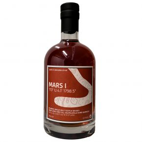 Scotch Universe Whisky - Mars I - 63,1%