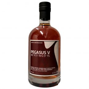 Scotch Universe Whisky - Pegasus V - 56,4%
