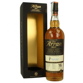 The Arran Malt - 16 år Silver Seal Limited Edition