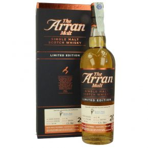 The Arran Malt - 20 år Silver Seal Limited Edition