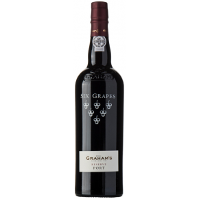 Grahams Six Grapes Port 3/8 ltr.