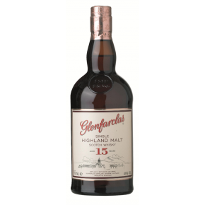Glenfarclas 15 Years Single Malt Whisky