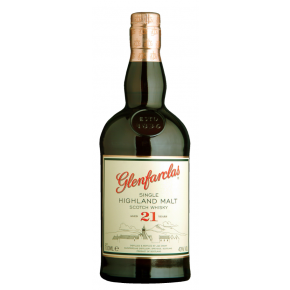 Glenfarclas 21 Years Single Malt Whisky