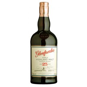 Glenfarclas 25 Years Single Malt Whisky