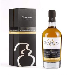 Stauning - Rye - Danish Whisky - 2015/16 Bottled June 2019