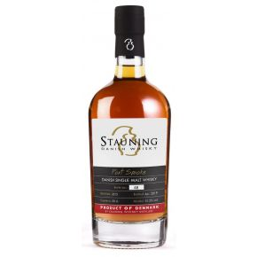 Stauning - Port Smoke - Danish Single Malt Whisky - 2015 Bottled April 2019