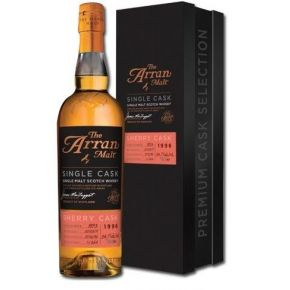 The Arran Malt Single Sherry Cask 1996 Cask 1974 52,3%
