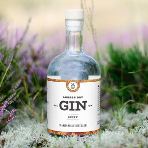 Tranum London Dry Gin Spicy