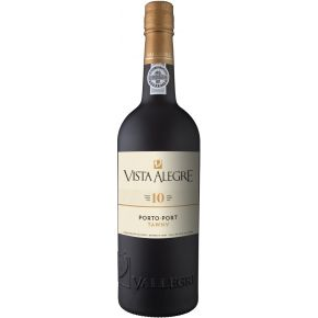 Vista Alegre 10 Years Old Tawny 1/2 fl.