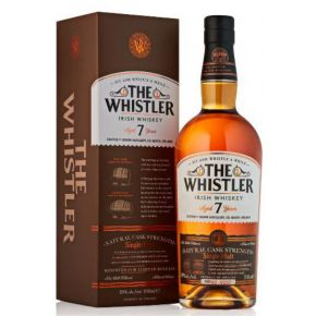 The Whistler - 7 Years Old Single Malt Whiskey Cask Strength