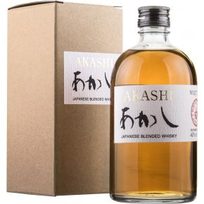 White Oak Distillery Akashi Whisky 500ml