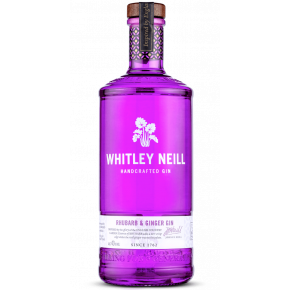 Whitley Neill Rhubarb & Ginger Gin