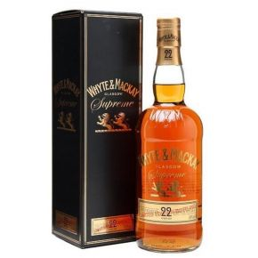 Whyte & Mackay 22 Years Old Limited Edition Botteling